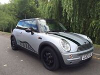 MINI COOPER FULL 12 MONTHS MOT FULL SERVICE HISTORY FIRST TO SEE WILL BUY