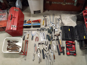 Tools.  Not sold seperate