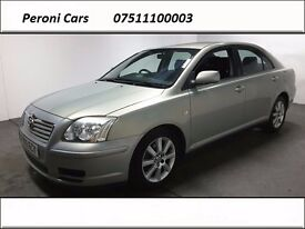 Toyota Avensis 1.8 VVT-i T3-S 5dr , 6 MONTHS FREE WARRANTY