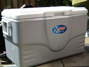 COLEMAN COOLER /  NEW AND UNUSED /  1/3 THE PRICE