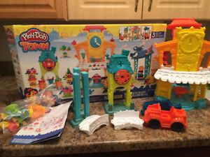 Play-Doh Town 3 in 1