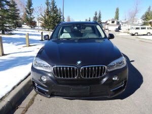 2014 BMW X5 35i LOW KMS – 3rd ROW – REAR DVD - NO ACCIDENTS