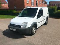 Ford Transit Connect 1.8TDCi ( 90PS ) Euro IV T200 SWB L 12 Months MOT