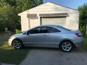 2007 Honda civic coupe LX !!!