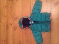 John Lewis Puffer Coat - Now sold