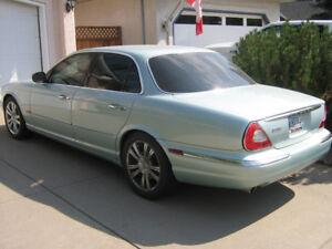 2004 Jaguar XJ8 XJ8 Sedan