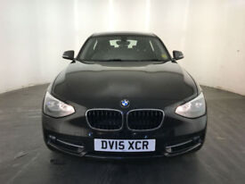 2015 BMW 116D SPORT DIESEL 5 DOOR HATCHBACK FINANCE PX WELCOME