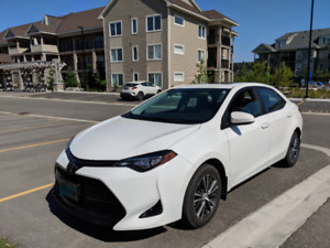 2017 Toyota Corolla for Lease