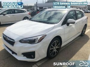 2018 Subaru Impreza 5-dr Sport w/Eyesight AT