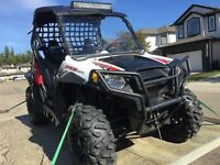 Trades!! Polaris 800 razor!! Lifted!! Trade for muscle car!