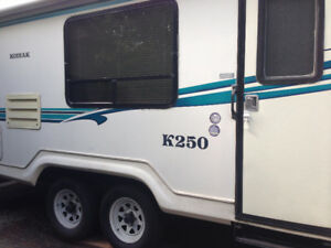 Fifth wheel trailer wanted