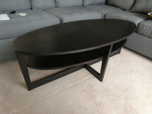 Furniture - coffee end tables, lights and wall decor art etc