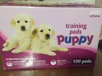 Puppy training pads 90pads pets at home