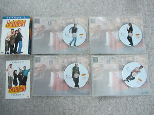 Seinfeld on DVD - Complete Series Kitchener / Waterloo Kitchener Area image 3