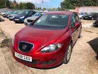 Seat Leon 1.9 DIESEL 2008 Stylance SEPT 19 MOT, 1 OWNER FROM NEW