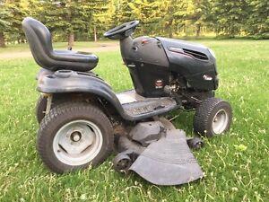 """Craftsman 54"""" lawn tractor"""