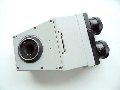 Binocular Attachment Polam With Diaphragm Lomo For Microscope