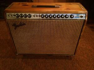 1972 Fender Twin Reverb