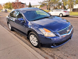 2009 Nissan Altima 2.5 S Low Mileage and Excellent Condition