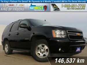 2013 Chevrolet Tahoe LT Leather   DVD   PST Paid