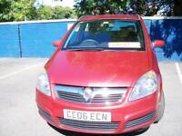 Vauxhall/Opel Zafira 1.6i 16v 2006.5MY Club