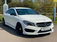 2014/14 Mercedes-Benz CLA Class 1.8 CLA200 CDI AMG Sport 7G-DCT 4dr CAT N PX