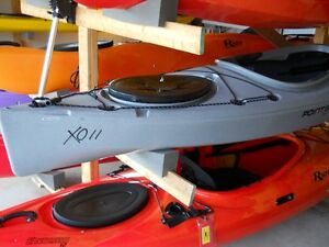 Kayak 11 Footer, made in Sweden by Point 65