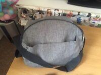 Stokke explory black melange changing bag