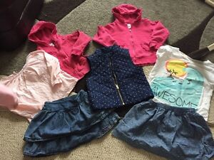 Size 4 T girls clothes