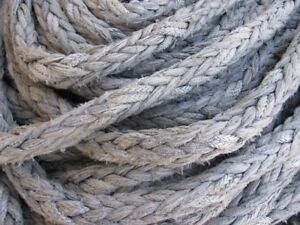 HURRICANE HAWSERS ( Braided Nylon Rope)