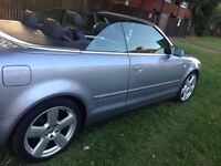 Audi A4 s line turbo sports 1.8 petrol