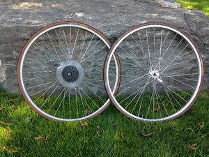 SR Vintage wheelset (roues)