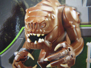 Lego Star Wars Rancor - Complete Assembly Sealed in Factory bags Sarnia Sarnia Area image 4