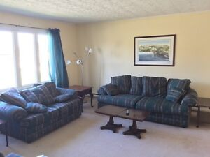 Bright, spacious, main floor apartment, great East End location!