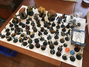 Star Wars Miniatures with Cards $60
