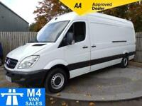 2012 MERCEDES Sprinter Sprinter 316 LWB 2.1 Manual Diesel LWB Panel Van Diesel M