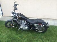 2010 Harley Davidson Sportster XL883L Must Sell