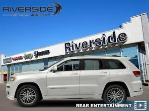 2018 Jeep Grand Cherokee Summit 4x4  - $476.84 B/W
