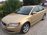 **VOLVO S40 2.4i GEARTRONIC SE IN GOLD METALIC** 2 LADY OWNERS FROM NEW **