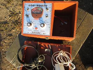 Oto-sonic Audiometer hearing tester