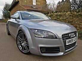 2010 AUDI TT 2.0 TDI QUATTRO S-LINE SPECIAL EDITION COUPE, CAM BELT SERVICED !!
