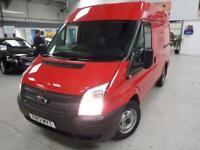 Ford Transit 300 SWB HR + 7 SVS + NO VAT + 6SP + BT