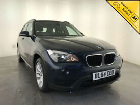 2015 BMW X1 SDRIVE20D SPORT 1 OWNER BMW SERVICE HISTORY FINANCE PX WELCOME