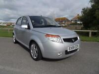2009 09 PROTON SAVVY 1.1 STYLE 5DR 75 BHP SILVER