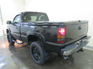 2007 GMC Sierra 1500 SLE Shortbox Regular Cab 4x4 Edmonton Edmonton Area image 6
