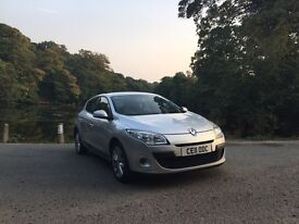 Renault Megane 1.5dci 2011 Great Condition!