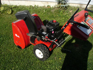 Mastercraft Snowblower / Snow Blower