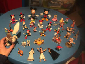 Grosse collection de figurines Disney