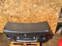 BMW 3 SERIES E90 LCI REAR BOOT LID IN GREY