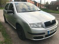 Skoda Fabia 1.2 HTP 5 Door Hatchback ***SUPERB DRIVE/LOW MILES***